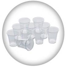 Perspex Communion Cups